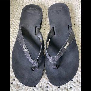 Reef Sparkly Sandals